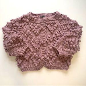 Sweaters - Popcorn Cardi